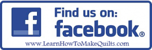 Learn How to Make Quilts on Facebook