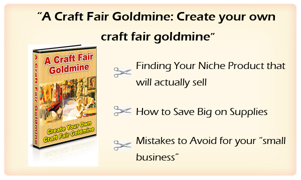 craft fair goldmine
