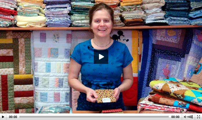 how to make a quilt snapshot of the color