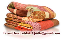 Learnhowtomakequilts gmail contact
